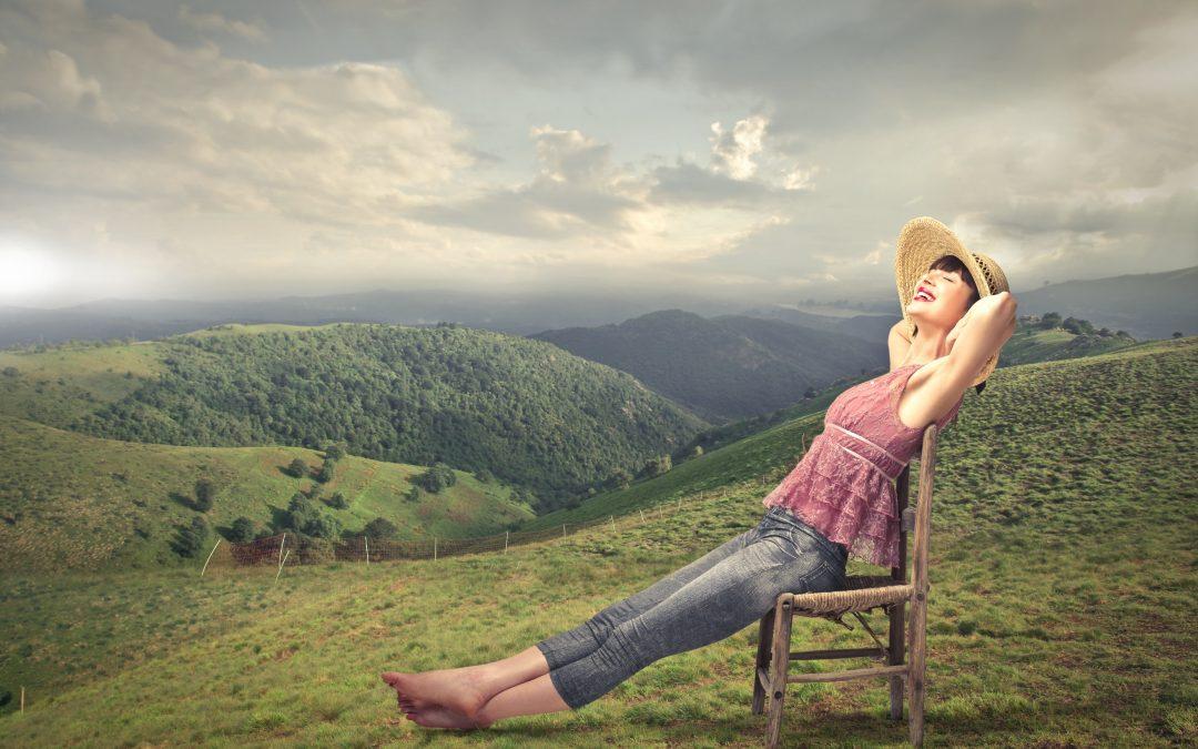 Estratégias para combater o stress: descanse