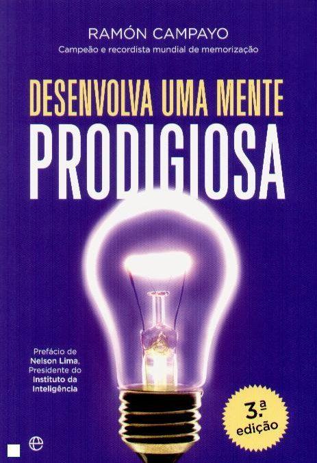 Livro: Desenvolva uma mente prodigiosa