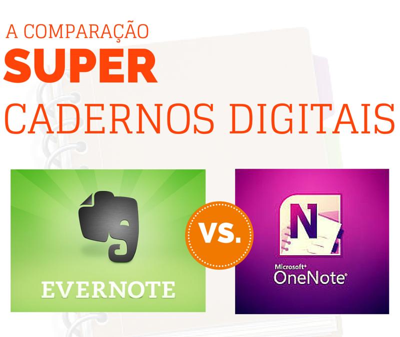 Evernote vs  Onenote - Objetivo Lua