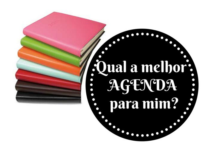 Qual a melhor agenda em papel para mim (atualizado)?