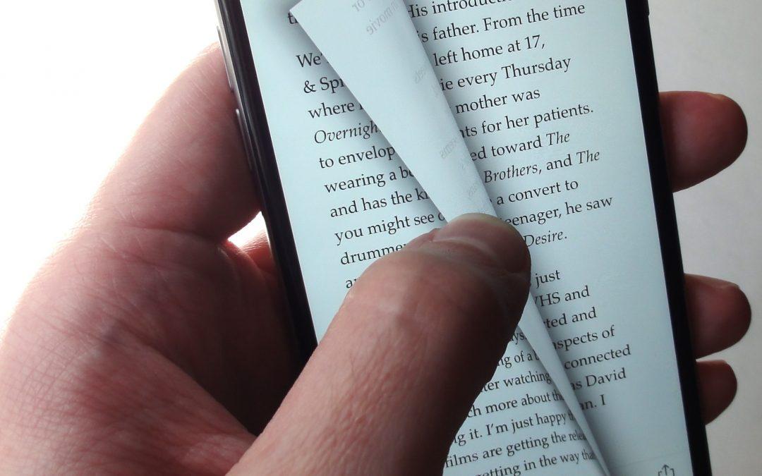 Como guardar conteúdos para ler/ver mais tarde