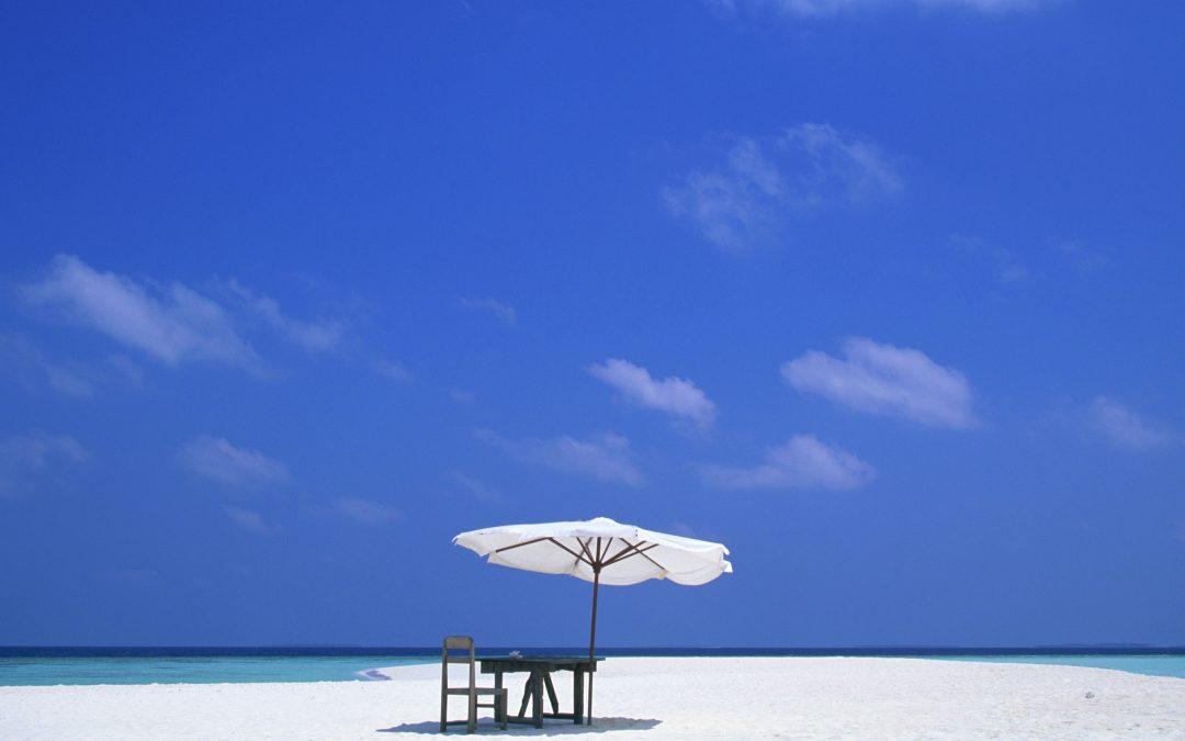 Traga serenidade à sua mente estas férias