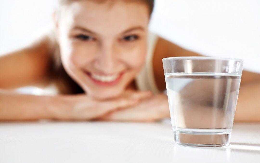 Quanta água deve beber por dia (simulador)