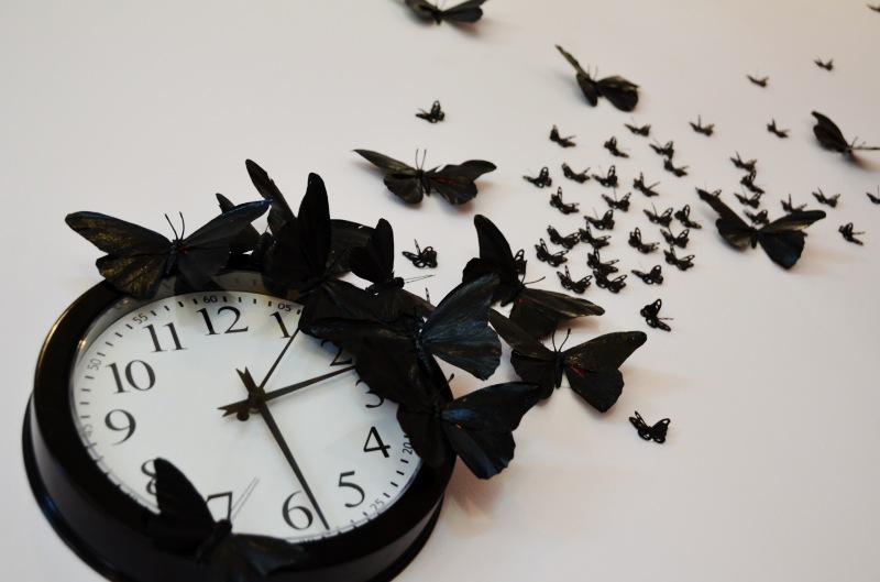 Descobrindo para onde vai o tempo