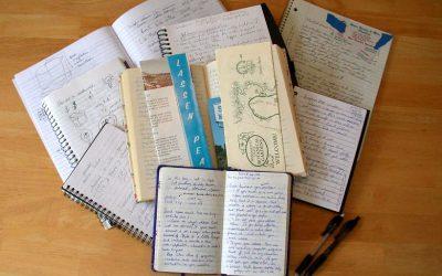 Como se orientar no seu caderno de notas de reuniões