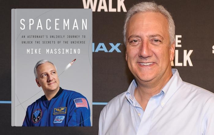 livro-mike-massimino-spaceman