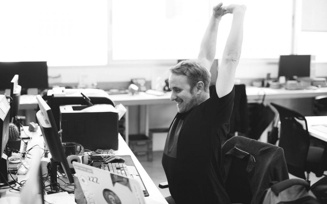 Novo estudo descobre (!) que fazer pausas aumenta o desempenho do trabalho em equipa
