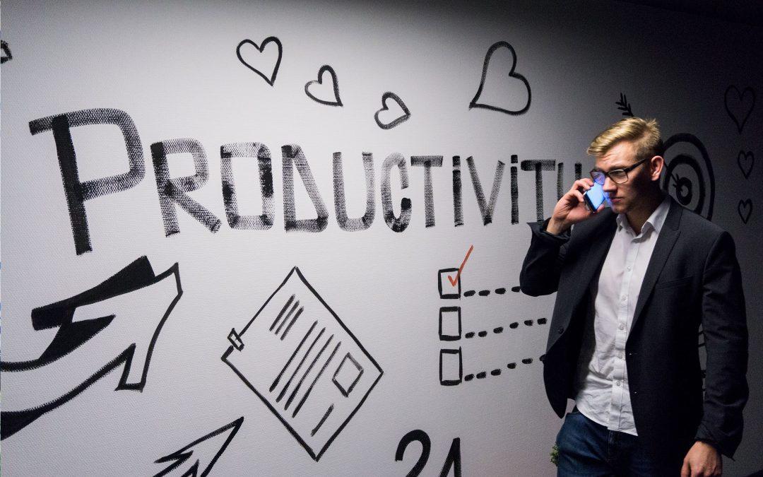 Porque é que as ferramentas e apps de produtividade podem não servir para nada