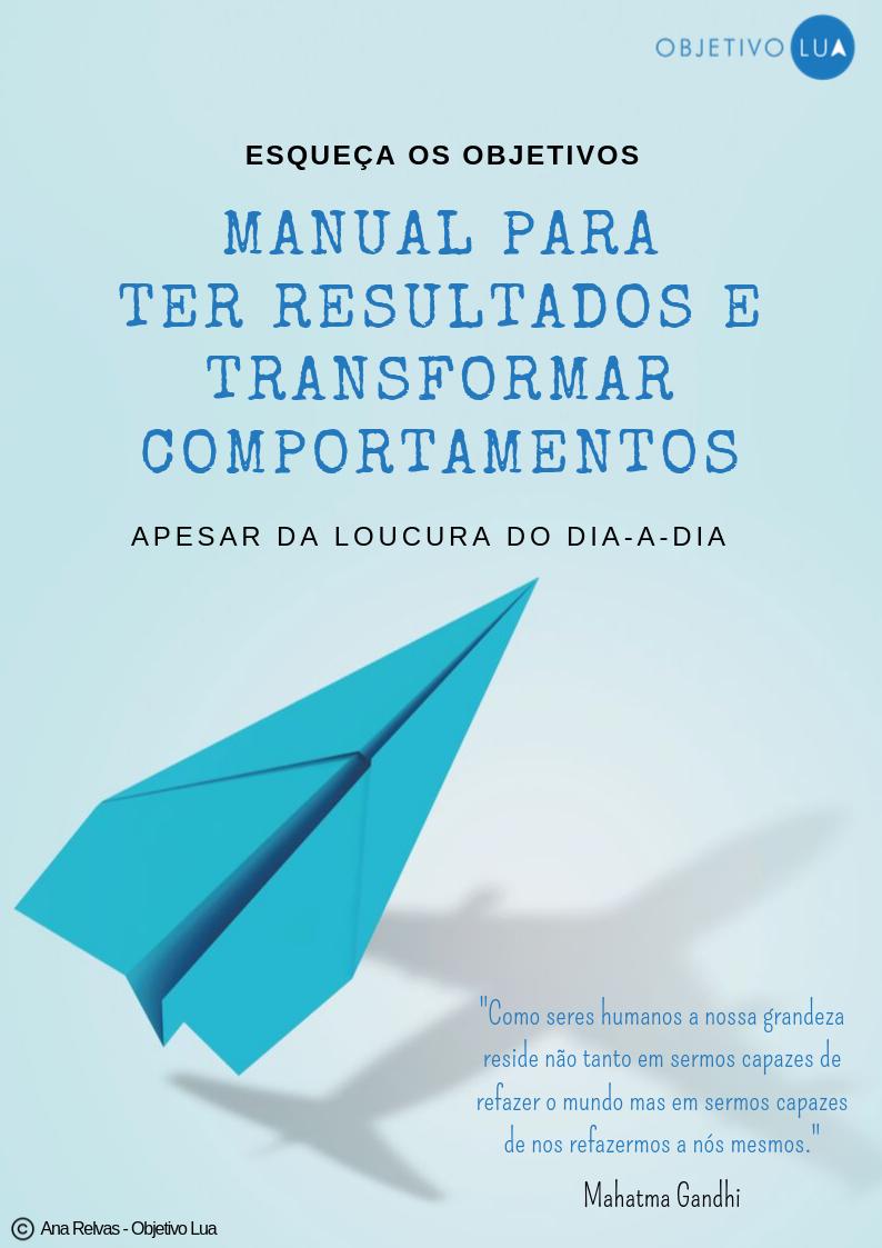 Esqueça os objetivos: manual para ter resultados e transformar comportamentos (pdf)
