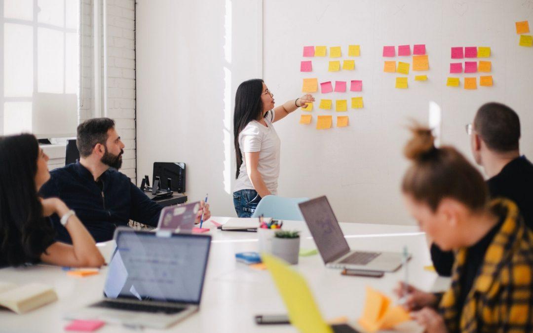 Atividade experiencial de 1 dia para equipas de projeto