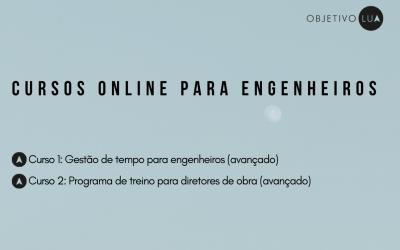 Cursos online para engenheiros