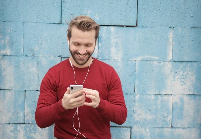 App para ouvir podcasts